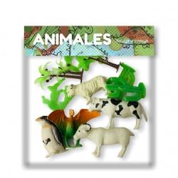 Bolsa de animales Farm Animal