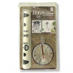 Sticker Reloj de pared autoadhesivo