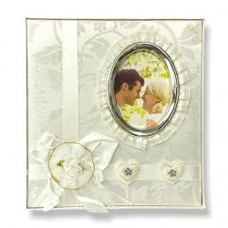 Álbum de Fotos Casamiento Blanco