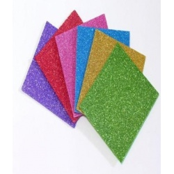 Papel Glace Tabare c/Glitter