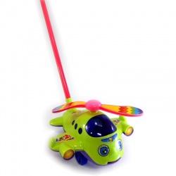 Helicóptero de arrastre