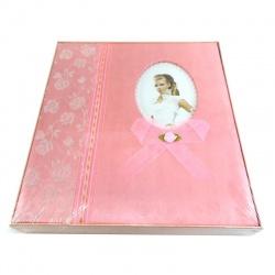 Álbum de Fotos casamiento rosa
