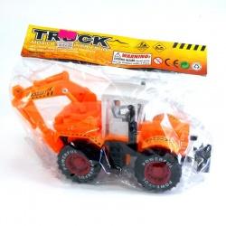 Tractor guinche Work