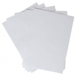 Etiquetas A4 x 50 Blanco