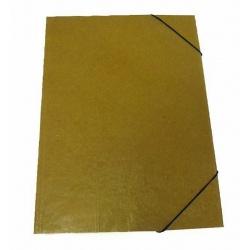 Carpeta con Elástico Cartón Plastificado