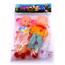 Muñecos x2