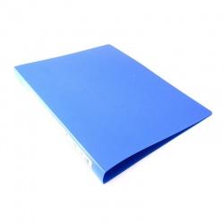 Carpeta DATA 2 anillos plástica A4 lomo angosto