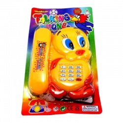 Teléfono Piolín en blíster
