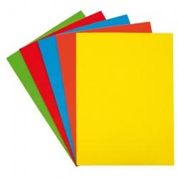 Cartulina Colores Fuertes x 20 Unidades