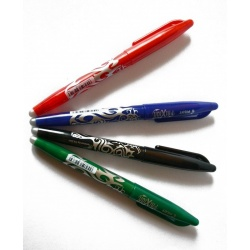 Bolígrafo PILOT Friction Borrable 0.7mm