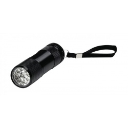 Linterna Metalica 14 Led