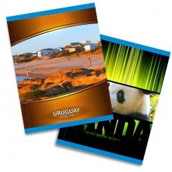 Cuaderno Auguri- Papiros Flex 36h x 15 Unidades