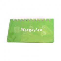 Libreta Margarita