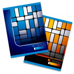 Cuaderno Auguri - Papiros Flex 96h x 10 Unidades