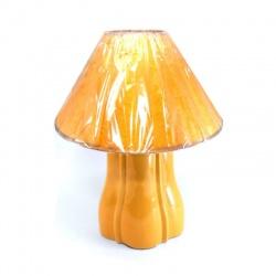 Lampara portátil para mesa de luz en cerámica