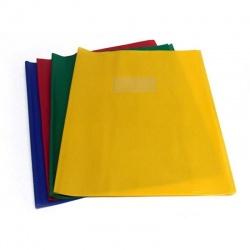 Forro de Cuaderno PVC Color 220mic