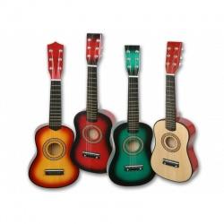 """Guitarra de madera infantil 23"""""""
