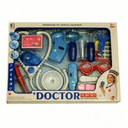 Juego completo de doctor