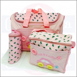 Bolso maternal 4 pc item. 342