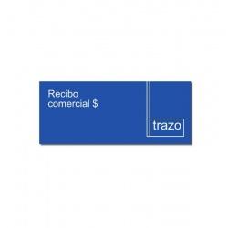 Formulario 1611 Recibos Comerciales chicos TRAZO x 10 Unidades
