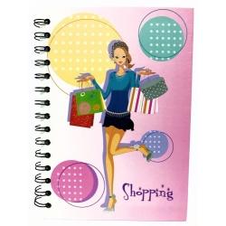 Libreta Diseño Chica