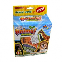Caja Animal Word de My Lovely Zoo