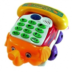 Teléfono elefante B/O