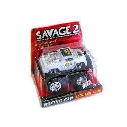 Camioneta Savage2 en blister 4 x 4 522/533