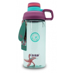 BOTELLA SHAKER 600ML KEEP 0299