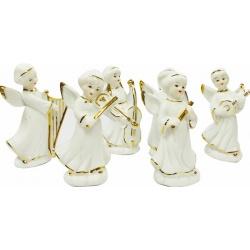 Angelito de porcelana X6