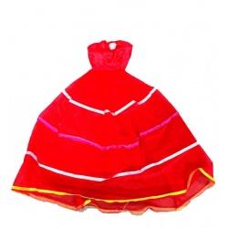 Vestido de Muñeca de Fiesta