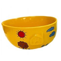 Bowl infantil x1 varios motivos