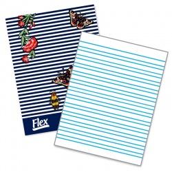 Cuaderno Papiros 48h doble Raya x 20 Unidades
