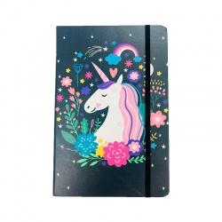 Cuaderno A5 con diseño