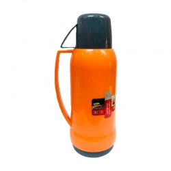 Termo color 1 litro con tapa