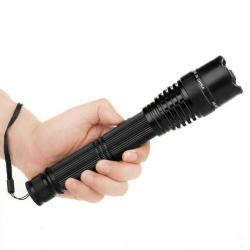 Linterna táctica profesional swat