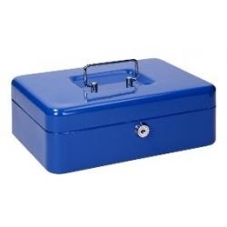 Caja de seguridad 25x18 metálica con llave