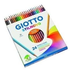 lapices color Giotto x12 Stilnovo
