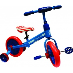 Bicicleta 3 en 1