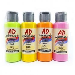 Pintura acrilica AD 60ml