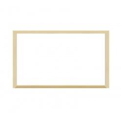 Pizarra Blanca 40 x 60