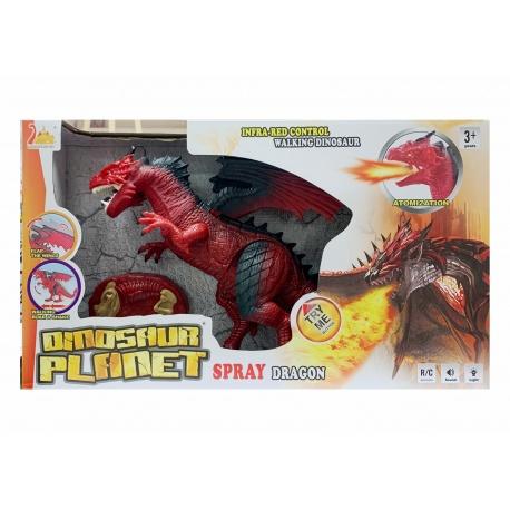 SUPER Dinosaurio a control larga agua
