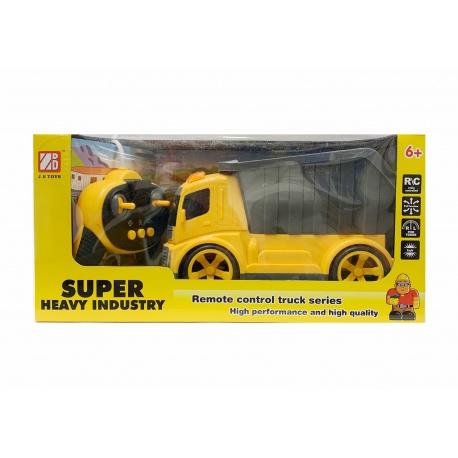 Camión con control super Heavy I. 050