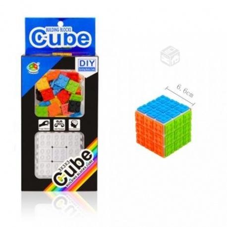 Cubo de Rubik Armable i.043