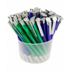 Bolígrafos Retractil x 60 Color
