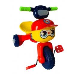 Triciclo Plástico Ratón I.313