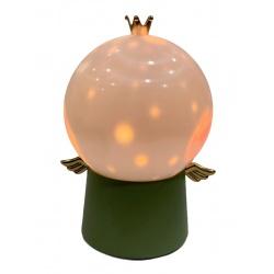 Lámpara veladora musical proyector I. 004