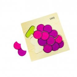 Juego de madera uva i.079